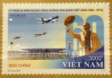 Phát hành bộ tem kỷ niệm 60 ngành hàng không dân dụng Việt Nam
