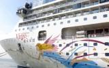Tàu du lịch biển được mở cửa hàng miễn thuế tại cảng Tiên Sa