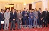 Bộ Ngoại giao gặp mặt báo chí quốc tế nhân dịp năm mới
