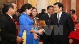 Chủ tịch nước gặp mặt Đoàn đại biểu doanh nghiệp nhỏ và vừa