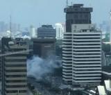 6 vụ nổ rung chuyển Jakarta, ít nhất 7 người chết