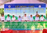 Thủ tướng dự lễ động thổ biểu tượng Cột cờ Hà Nội tại Mũi Cà Mau