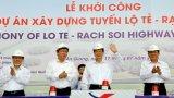 Thủ tướng phát lệnh khởi công tuyến cao tốc nối Cần Thơ và Kiên Giang