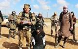 """IS tàn sát 280 dân thường vì """"dám"""" hợp tác với quân đội Syria"""