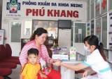 Y tế tư nhân góp phần chăm sóc sức khỏe nhân dân
