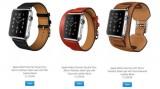 Apple Watch Hermes đã có trên Apple Store online