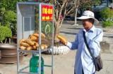 Tủ bánh mì từ thiện ở TP.Tân An