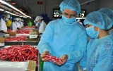 Bộ Y tế kiểm tra an toàn vệ sinh thực phẩm tại Long An