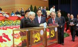 Ban Chấp hành Trung ương khóa XII bầu Bộ Chính trị, Tổng Bí thư