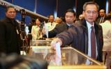 Kết quả bầu cử BCH Trung ương khóa XII thể hiện tinh thần dân chủ
