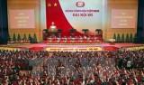 Bế mạc Đại hội đại biểu toàn quốc lần thứ XII của Đảng