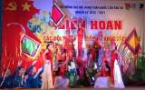 Tân Hưng, Long An: Liên hoan TCM năm 2016