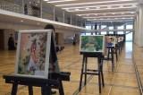 Trưng bày 20 bức tranh về Việt Nam tại Điện Kremli
