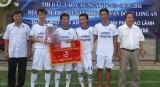 Giải bóng đá Tứ Hùng: Đội TP Tân An đoạt hạng nhất