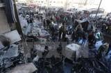 Vụ đánh bom kép ở Syria: Đã có hơn 120 người thương vong