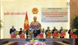 Chủ tịch Quốc hội gặp mặt ĐBQH chuyên trách các thời kỳ