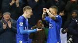 Vardy tỏa sáng, Leicester nhấn chìm Liverpool