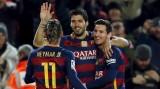 Suarez và Messi ghi 7 bàn thắng, Barca hủy diệt Valencia