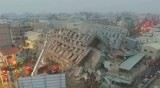 Động đất 6,7 độ richter ở Đài Loan làm nhiều tòa nhà đổ sụp