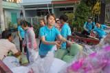 Câu lạc bộ Thiện Tâm tặng quà tết cho người nghèo