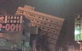 Nạn nhân thiệt mạng vì động đất ở Đài Loan tăng lên 55 người