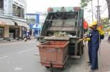 TP.Tân An thu gom 1.000 tấn rác dịp Tết Nguyên đán