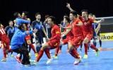 """Giành vé dự World Cup, ĐT Futsal Việt Nam được VFF thưởng """"nóng"""" 1 tỷ"""