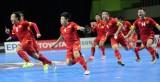 FIFA gởi thư chúc mừng đội tuyển futsal VN