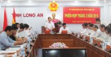 UBND tỉnh Long An: Họp lệ kỳ tháng 2-2016