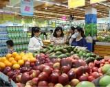 Chỉ số giá tiêu dùng cả nước trong tháng Hai tăng 0,42%