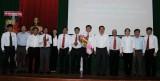 Agribank Chi nhánh tỉnh Long An: Công bố Quyết định bổ nhiệm chức danh Giám đốc