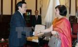 Việt Nam và Ấn Độ hướng tới kim ngạch thương mại 10 tỷ USD