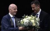 Tổng thư ký UEFA Gianni Infantino được bầu làm Chủ tịch FIFA