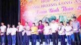 Đồng hương Long An tại TP.HCM họp mặt mừng Xuân Bính Thân 2016