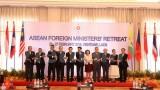 Các Ngoại trưởng ASEAN quan ngại sâu sắc về tình hình Biển Đông