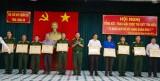 Trao giải cuộc thi tìm hiểu 70 năm lịch sử vẻ vang Quân khu 7