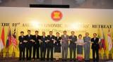 Hội nghị Bộ trưởng Kinh tế hẹp ASEAN 22 có nhiều quyết định quan trọng