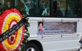 Nghẹn ngào tiễn biệt nhạc sĩ Lương Minh về nơi an nghỉ cuối cùng