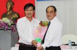 Ông Trương Văn Nọ được bầu làm Chủ tịch Liên đoàn Lao động tỉnh Long An