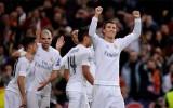 Xác định 4 đội bóng giành vé vào vòng tứ kết Champions League
