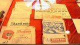 Tiếp nhận nhiều hiện vật quý về Báo chí Cách mạng Việt Nam
