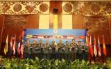 Đại tướng Đỗ Bá Tỵ tham dự Hội nghị ACDFIM-13 tại Lào