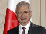 Chủ tịch Quốc hội Cộng hòa Pháp bắt đầu thăm chính thức Việt Nam