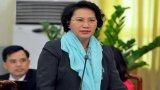 """Bà Nguyễn Thị Kim Ngân: """"Có vị trí phải trúng cử ĐBQH mới được giữ"""""""
