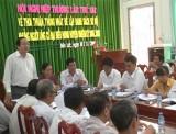 Hội nghị hiệp thương lần 2 bầu cử đại biểu HĐND huyện Bến Lức