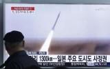 Hội đồng Bảo an LHQ họp khẩn về việc Triều Tiên phóng tên lửa đạn đạo