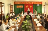 Tân An – Long An: Hiệp thương lần thứ 2 bầu cử đại biểu HĐND
