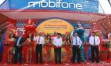 Rực rỡ Lễ hội Carnival khai trương Showroom điện thoại MobiFone Tân An
