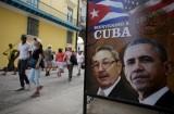 Tổng thống Mỹ Barack Obama bắt đầu thăm chính thức Cuba