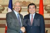 Chủ tịch Quốc hội Pháp kết thúc tốt đẹp thăm chính thức Việt Nam